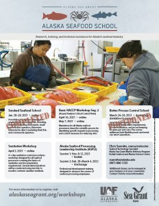 Seafood Processors poster updated March 2021