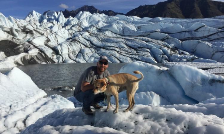 Meet the owners of Alaska Stoke Vans