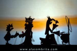 El principe que no sabia jugar - Teatro de Sombras - A la Sombrita