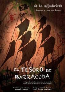 Próximo estreno de 'El tesoro de Barracuda'