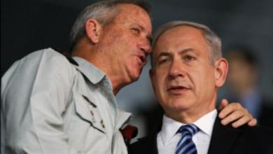 صورة مستقبل الفلسطينيون من حكومة نتنياهو وغانتس القادمة
