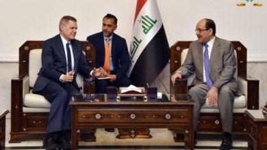 """صورة عندما يقوم سفير أمريكا بتهديد شخصيات عراقية بمثل هذه الصلافة وقلة الأدب .. """"يعني وين واصلين؟!"""""""