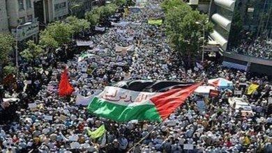 صورة أول بيان صدر بيوم القدس العالمي