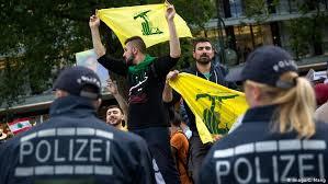 صورة الحرب الألمانية على حزب الله أخلاقيات غربية قبيحة مغلوطة..