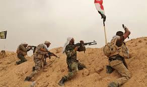 صورة الحشد الشعبي ضمانة لاستقرار العراق واستقلاله
