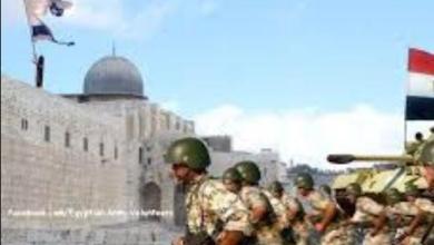 صورة التحضير لمعركة كبرى فاصله لتحرير القدس وسقوط حكام الخليج الفارسي الخونة