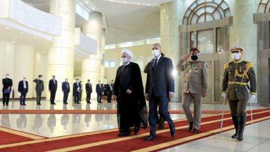 صورة تداعيات زيارة الكاظميّ  إلى إيران  (قراءة في أفكار الوسط السياسيّ)