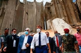 """صورة فرنسا تدعو إلى تشكيل حكومة لبنانية جديدة """"قادرة على مواجهة التحديات"""""""