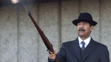 صورة ماذا لو كان صدام حسين رئيس الأردن؟