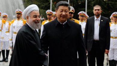 """صورة *بكين وطهران نحو أكبر اتفاق جيوسياسي* في *القرن 21 يمهد """"للعصر الصيني"""
