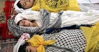 صورة العدو والاهمال والمسؤولية عن حرائق الأطفال