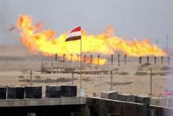 صورة واقع قطاع الغاز العراقي