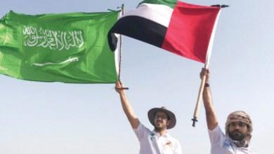"""صورة الإمارات تأبى أن تكون تحت الراية السعوديّة.. هل ستَفشل الأخيرة سياسيّاً بسبب """"اتفاق الرياض""""؟"""