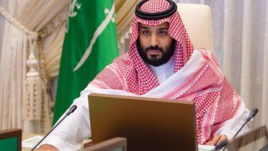 صورة فترة انحطاط المملكة العربية السعودية وولي العهد الأمير محمد بن سلمان؟