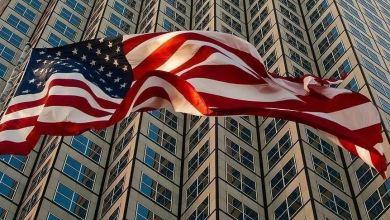 صورة الإرهاب السياسي والهيمنة الأمريكيه