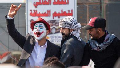 صورة شيعة الحشد وشيعة الجوكر