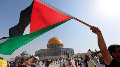 صورة القضية الفلسطينية في مرحلة إنتقالية