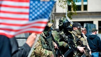 صورة أمريكا على شفا حرب أهلية دامية.. لماذا لن يتم تداول السلطة سلميا؟