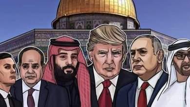 صورة لا تلوموا الماكر الماسوني ماكرون… لوموا الماكرين الصهاينة العرب