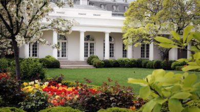 صورة البيت الأبيض والغُرفة السوداء