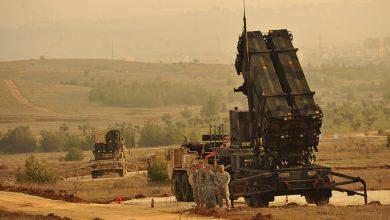 """صورة الأبعاد الإستراتيجية  لإصابة الصاروخ المجنح """"قدس 2"""" مصفاة أرامكو في جدة"""