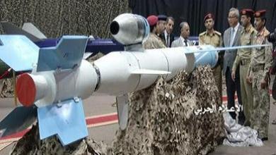 صورة صاروخ قدس 2 المجنح…دلالة الاسم واختيار التوقيت رسائل وأبعاد!!