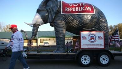 صورة الجمهوريّون في انتخابات «الشيوخ»: خطر مذبحة بحجم «ووترغيت»!