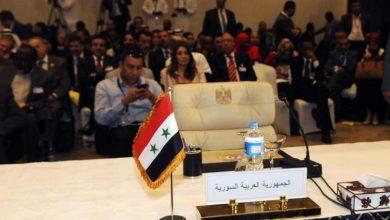 صورة التحول الإماراتي في العلاقة مع سوريا