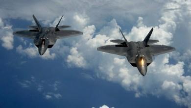 صورة حركة التطبيع في دائرة انعدام الثقة والخوف.. الكيان الصهيوني يسعى للحصول على مقاتلات F-22