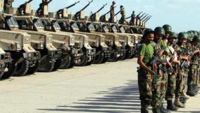صورة خرافة أقوى جيش في المنطقة.. هل يُصدّقها اردوغان مثلما صدّقها صدام؟