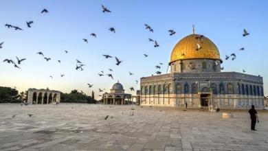 """صورة """"باب حطة """" الرصاصات في القدس هوية وطن ونداء قضية"""
