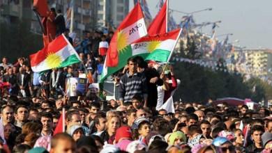 صورة نشرة خاصة عن التظاهرات في السليمانية.