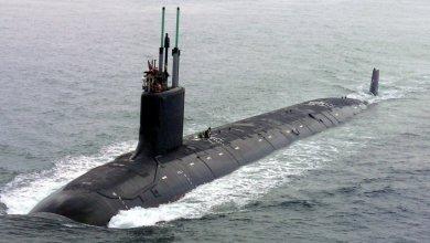 صورة ما دلالات مجيء الغواصة الأميركية الى الخليج الفارسي؟