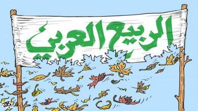 """صورة جنرالٌ إسرائيليٌّ في تلخيصه لمرور عقدٍ على اندلاع الـ""""ربيع العربيّ"""": """"اليوم يوجد عالم عربيّ منشق ومفكك وغير مستقر وعنيف وقابل للاشتعال والفقر يجتاحه"""""""