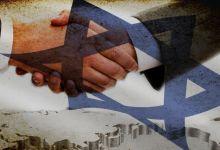 صورة التطبيع مع الصهاينة وتقسيم البلاد أول مشاريعها المكشوفة..