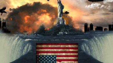 صورة أميركا الماسونية وأهداف النظام العالمي الجديد