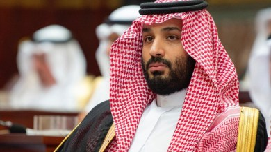 """صورة سيجلط ابن سلمان.. مقترح في واشنطن لإطلاق اسم """"خاشقجي"""" على شارع السفارة السعودية يلقى تأييداً واسعاً."""