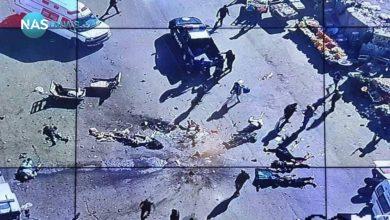 صورة التفجير الإرهابي المزدوج في ساحة الطيران ضرورة إستراتيجية لأمريكا