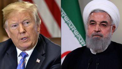 """صورة الرئيس روحاني يصف رحيل ترامب بأنه """"انتهاء لعهد طاغية"""" ويوجه رسالة لبايدن"""