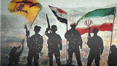 صورة دول محور المقاومة وسامها الفداء لتحيى الإنسانية