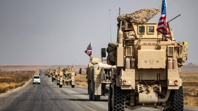صورة إلى قوات التحالف العبري