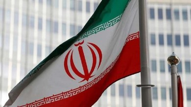 صورة إيران تقلب الطاولة على رؤوس المتآمرين وتوجه رسالة شديدة من قلب جزرها الثلاث في الخليج.