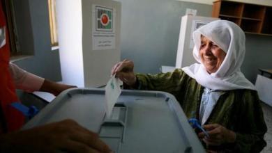 صورة الانتخابات بين رصاصتين