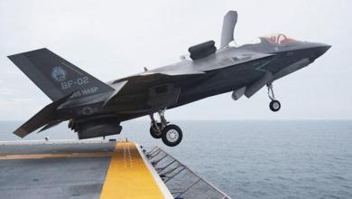 صورة واشنطن تقفل صناعة طائرة الشبحF35 والصين وروسيا تحلقان في الجيل الخامس