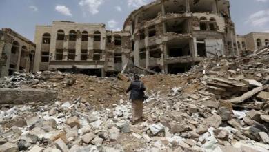 صورة قرار الإرهابي ترامب ليس أخطر من الحرب التي قادها على اليمن