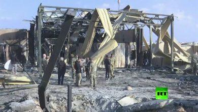 صورة صحيفة اسرائيلية تكشف عن معلومات مهمة حول الضربة الايرانية لعين الاسد