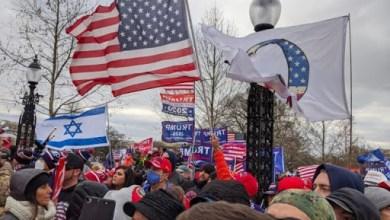 صورة العدو الصهيونيّ الحاضر الغائب في حادثة اقتحام الكونغرس.. تهديد إرهابيّ خطير للولايات المتحدة ماهو؟