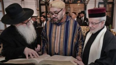 صورة ليس بعد التطبيع ذنب.. ملك المغرب يقرر إدراج التراث اليهودي في المنهاج المغربي