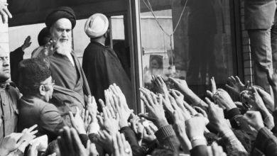 صورة الثورة الاسلامية في ايران 42 عاما من الرعاية الالهية