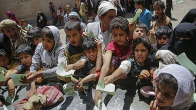 صورة السرطان… يقتل اليمنيين …